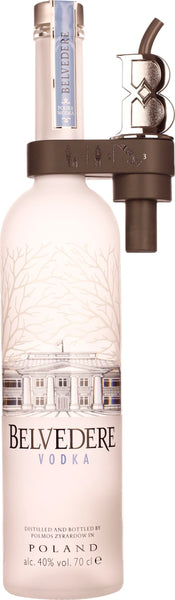 Belvedere Vodka pourer 70CL - Aristo Spirits