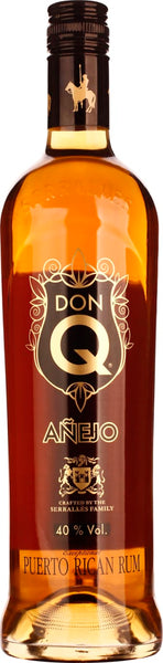 Don Q Anejo 70CL - Aristo Spirits