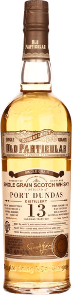 Douglas Laing's Port Dundas 13 years old in 2004 Particular 70CL - Aristo Spirits