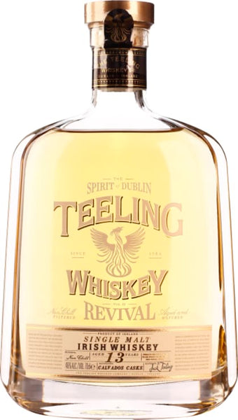 Teeling 13 years Revival Calvados Cask Volume II 70CL - Aristo Spirits