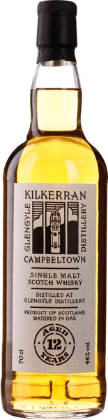 Kilkerran Single Malt 12 years 70CL - Aristo Spirits