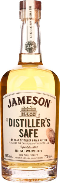 The Jameson Distillers Safe 70CL - Aristo Spirits
