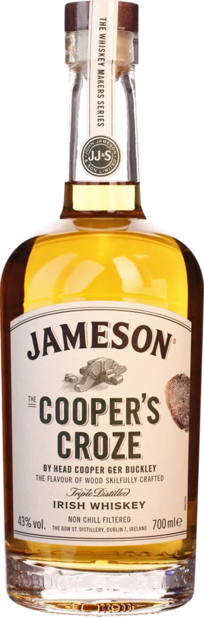 Jameson The Coopers Croze 70CL - Aristo Spirits