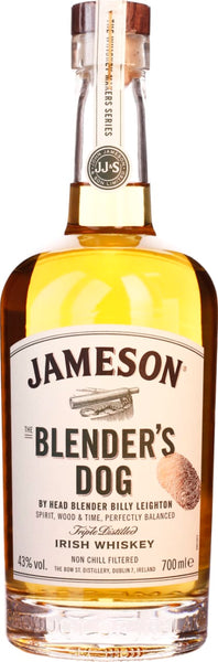 Jameson The Blenders Dog 70CL - Aristo Spirits