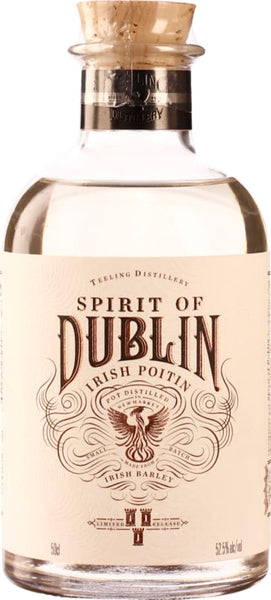 Teeling Poitin Spirit of Dublin 50cl - Aristo Spirits