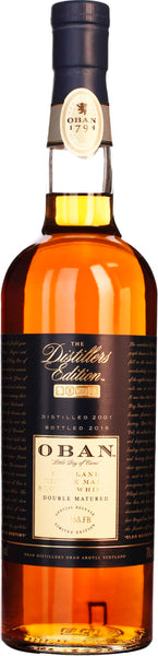 Oban Distillers Edition 2001-2016 70CL - Aristo Spirits