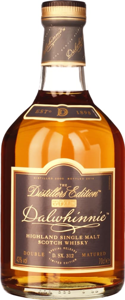 Dalwhinnie Distillers Edition 2000-2016 70CL - Aristo Spirits