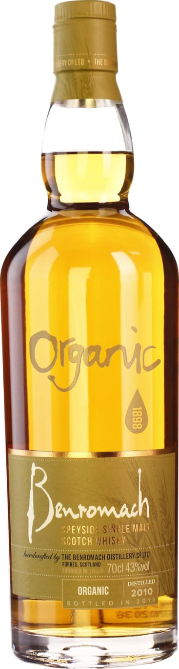 Benromach Organic 2010 70CL - Aristo Spirits