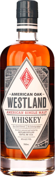 Westland American Oak Single Malt 70CL - Aristo Spirits