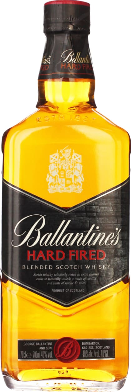 Ballantines Hard Fired 70CL - Aristo Spirits