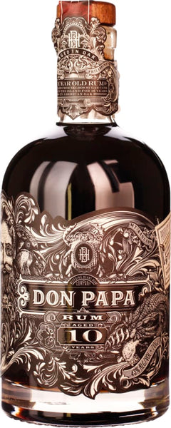 Don Papa Rum 10 years 70CL - Aristo Spirits