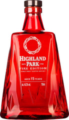 Highland Park Fire Edition Single Malt 15 years 70CL - Aristo Spirits