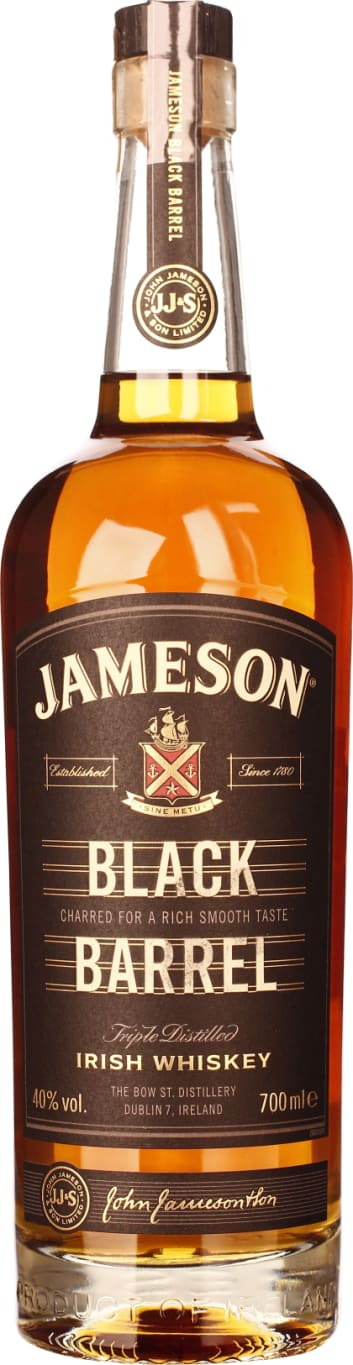 Jameson Black Barrel 70CL - Aristo Spirits