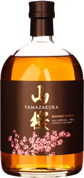 Yamazakura Blended Whiskey 70CL - Aristo Spirits