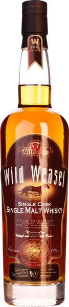 Wild Weasel Single Malt 70CL - Aristo Spirits