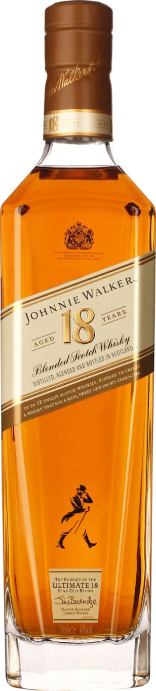 Johnnie Walker 18 years The Ultimate 70CL - Aristo Spirits