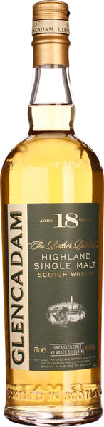 Glencadam 18 years Single Malt 70CL - Aristo Spirits