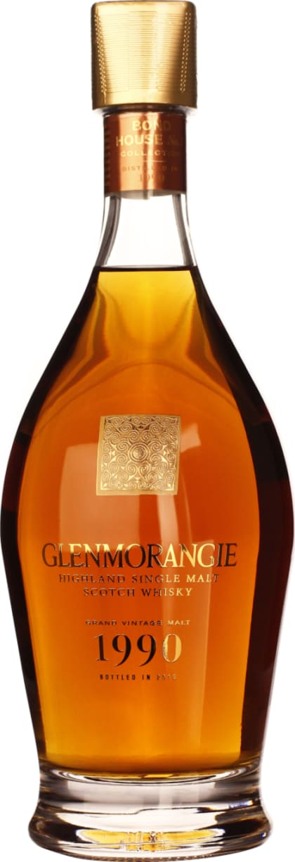 Glenmorangie Malt Grand Vintage 1990 70CL - Aristo Spirits