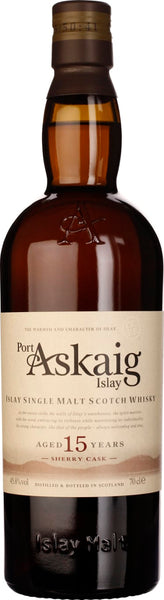Port Askaig 15 years Single Malt Sherry Cask 70CL - Aristo Spirits