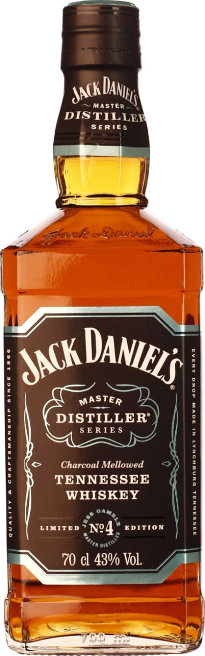 Jack Daniels Master Distillers No.4 70CL - Aristo Spirits
