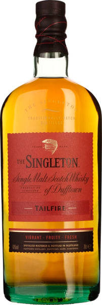 Singleton of Dufftown Tail Fire Giftbox 70CL - Aristo Spirits