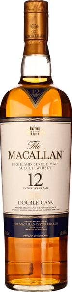 The Macallan 12 years Double Cask 70CL - Aristo Spirits