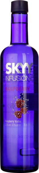 Skyy Infusions Raspberry Vodka 70CL - Aristo Spirits
