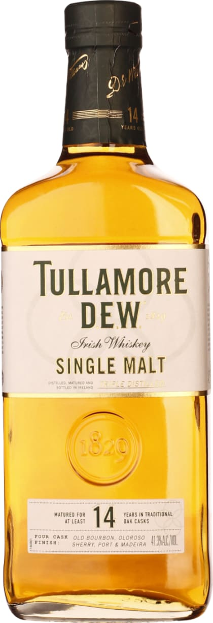 Tullamore Dew 14 years 70CL - Aristo Spirits
