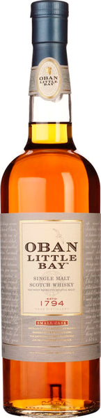 Oban Little Bay Small Cask 70CL - Aristo Spirits