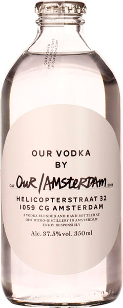 Our / Vodka by our Amsterdam 35cl - Aristo Spirits