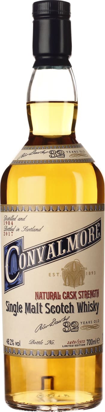 CONVALMORE 32 years 1984 Special Release 2017 70CL - Aristo Spirits