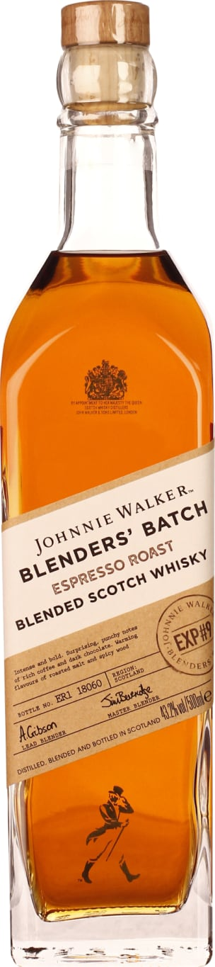 Johnnie Walker Espresso Roast Blenders Batch 50cl - Aristo Spirits