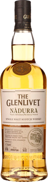 The Glenlivet Nadurra First Fill Selection B # FF0716 70CL - Aristo Spirits