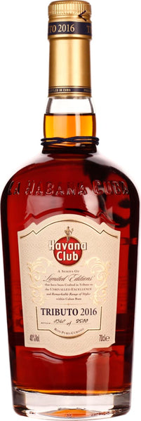 Havana Club Tributo Limited Edition 70CL - Aristo Spirits