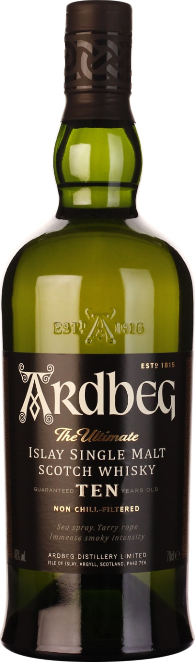 Ardbeg Single Malt 10 years Warehouse Gift Pack 2017 70CL - Aristo Spirits