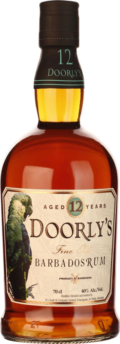 Doorly's Rum 12 years 70CL - Aristo Spirits