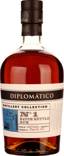 Diplomatic Single Batch Kettle 70CL - Aristo Spirits