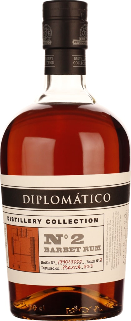Diplomatic Single Column Barbet 70CL - Aristo Spirits