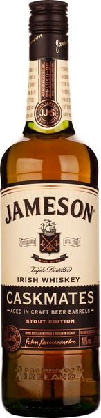 Jameson Caskmates Stout 70CL - Aristo Spirits