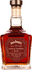 Jack Daniels Single Barrel Rye 70CL - Aristo Spirits