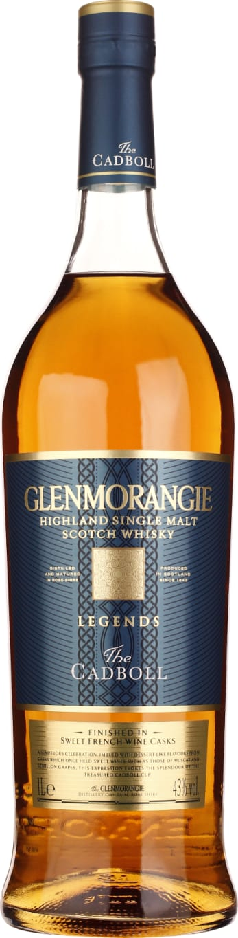 Glenmorangie The Cadboll 1LTR - Aristo Spirits
