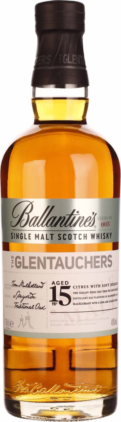 Ballantines 15 years Glentauchers 70CL - Aristo Spirits