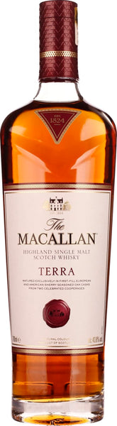 The Macallan Terra 70CL - Aristo Spirits
