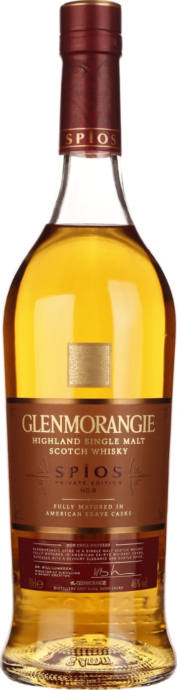 Glenmorangie Spios Private Edition No.9 70CL - Aristo Spirits
