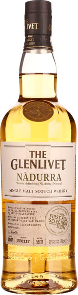The Glenlivet Nadurra First Fill Selection B # FF0117 70CL - Aristo Spirits