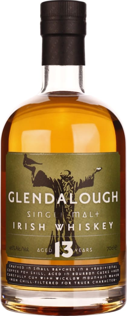 Glendalough 13 Years Single Malt 70CL - Aristo Spirits