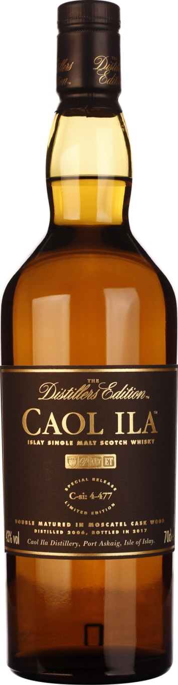Caol Ila Distillers Edition 2006-2017 70CL - Aristo Spirits