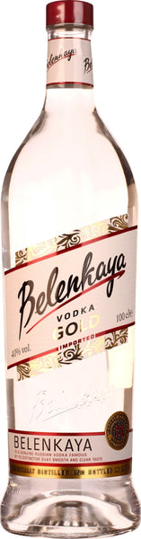 Belenkaya Vodka Gold 1LTR - Aristo Spirits
