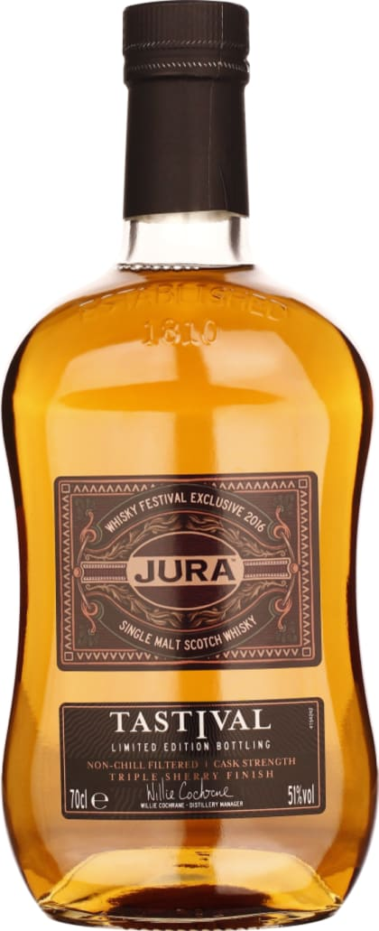 Isle of Jura Tastival 2016 70CL - Aristo Spirits