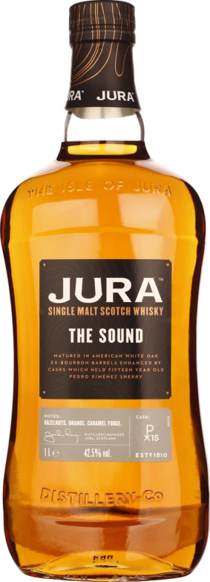 Isle of Jura The Sound 1LTR - Aristo Spirits